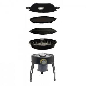 Barbecue de camping à gaz Cadac Safari Chef HP