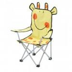Chaise pliante girafe pour enfants Gelert