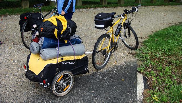 Voyager en vélo Organiser les préparatifs pour un voyage en vélo